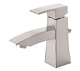 Danze D225536BN - Logan Square Single Handle Lavatory Faucet , Lever Handle, MPU - Tumbled Bronzeushed Nickel