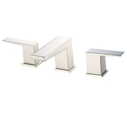 Danze D300962BNT - Mid-Town Two Handle TRIM Roman Tub , no spray - Tumbled Bronzeushed Nickel