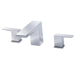 Danze D300962T - Mid-Town Two Handle TRIM Roman Tub , no spray - Polished Chrome