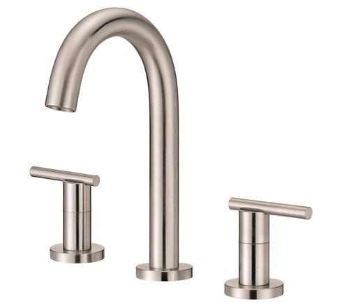 danze d304558bn parma trim line 2h mini widespread lavatory faucet w
