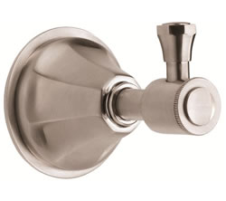 Danze D441171BN - Brandywood Robe Hook - Tumbled Bronzeushed Nickel