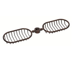 Danze D466000RB - Danze Wire Shower Baskets - Oil Rubbed Bronze