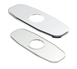 Danze D493082 - 4-inch Centerset Cover Plate - Polished Chrome