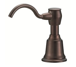 Danze D495940RB - Fairmont  Soap & Lotion Dispenser - Oil Rubbed Bronze