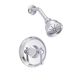 Danze D500526T - Cape Anne Single Handle TRIM Shower Only , Lever Handle - Polished Chrome
