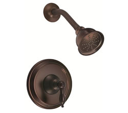 Danze D500540RBT - Fairmont Single Handle TRIM Shower Only Lever Handle  - Oil Rubbed Bronze