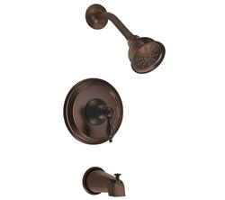 Danze D510040RBT - Fairmont Single Handle TRIM Tub & Shower Lever Handle  - Oil Rubbed Bronze