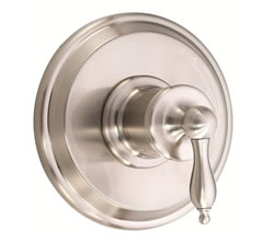 Danze D510410BNT - Prince Single Handle Valve Trim,  - Tumbled Bronzeushed Nickel