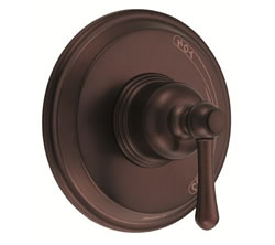 Danze D510457RBT - Opulence Single Handle Pressure Balance Mixing Valve Only TRIM Kit Lever Handle - Oil Rubbed Bronze