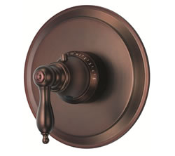 Danze D562040RBT - Fairmont Single Handle TRIM 3/4-inch Thermostatic Shower Valve Lever Handle - Oil Rubbed Bronze