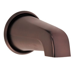 Danze D606325RB - 8-inch Wall Mount Tub Spout - Oil Rubbed Bronze
