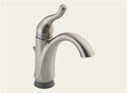 Delta 15960T-SS-DST Talbott: Single Handle Lavatory Faucet With Touch2O Technology, Stainless