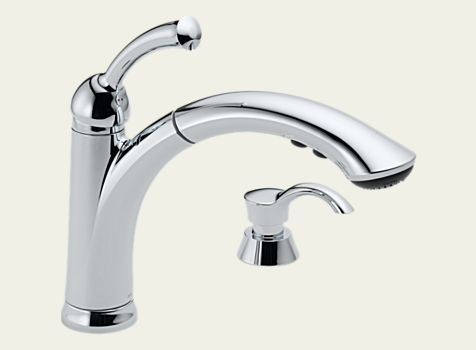 delta 16926 sd dst lewiston single handle pull out delta kitchen faucet stainless ebay