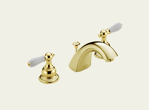 Delta Innovations Two Handle Widespread Lavatory Faucet