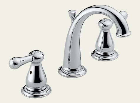 Delta Leland Two Handle Widespread Lavatory Faucet 3575lf
