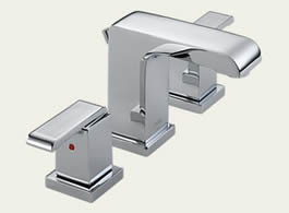 Delta Arzo: Two Handle Widespread Lavatory Faucet - 3586LF-MPU