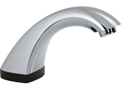 Delta 590-PLGHDF - Single Hole Faucet with Proximity™ Sensing Technology - Battery Operated