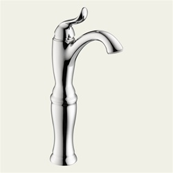 Delta 794-DST Linden: Single Handle Vessel Lavatory Faucet, Chrome