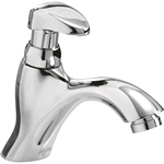 Delta Commercial 87T105 - 87T Single Hole Metering Slow-Close Lavatory Faucet, Chrome