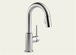 Delta 9959-AR-DST - Trinsic Pull Down Bar Faucet
