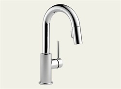 Delta 9959-DST - Trinsic Pull Down Bar Faucet