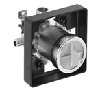 Delta: Multichoice Universal Tub And Shower Valve Body - R10000-PXWS