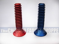 Delta RP12490  Screws - Red / Blue (1 Ea), Other Finishes