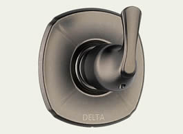 Delta Addison: 3 Setting Diverter - T11892-PT