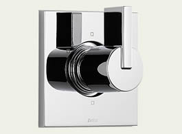 Delta Vero: 6 Setting Diverter - T11953