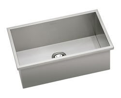 Elkay - EFTS311811 - Avado Top Mount Sink, 1 Bowl, Stainless Steel - 16 Gauge - 11-inch Depth