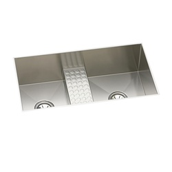 Elkay - EFULB331810CDB Avado Double Bowl Stainless Steel Undermount Kitchen Sink