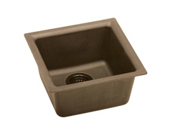 Elkay - ELG1515MC0 - E-Granite Sink - Mocha