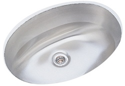 Elkay - ELU1511 - Asana Undermount Stainless Steel Sink, Bathroom and Lavatory Sink