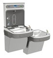 Elkay EZSTL8WSL3K - EZH2O® Bottle Filling Station with Bi-Level ADA Cooler