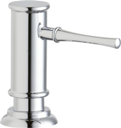 Elkay LK330CR - Soap & Lotion Dispenser, Polished Chrome
