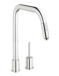 Elkay - LK7720SSS - Ella Pull Down Kitchen Faucet - Satin Stainless Steel