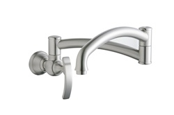 Elkay - LK9441NK - Navaro Pot Filler Faucet - Brushed Nickel