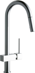Elkay LKAV1031CR - Avado® Single Handle Pull-Down Kitchen Faucet, Polished Chrome