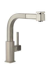 Elkay - LKAV3041NK Avado Pull Out Kitchen Faucet, Brushed Nickel