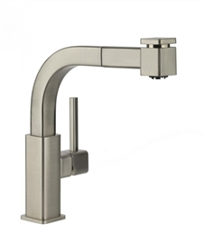 Elkay LKAV3042NK - Avado® Single Handle Pull-Out Faucet, Brushed Nickel