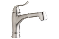 Elkay LKEC1042PN - Explore Pull-Out Bar / Prep Faucet, Polished Nickel