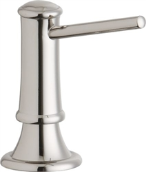 Elkay LKEC1054PN - Explore Soap & Lotion Dispenser, Polished Nickel