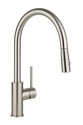 Elkay - LKHA2031NK Harmony Pull Down Kitchen Faucet, Brushed Nickel