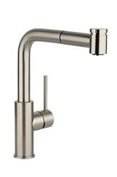 Elkay - LKHA3041NK Harmony Pull Out Spray Faucet, Brushed Nickel