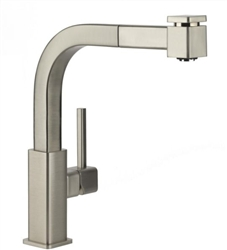 Elkay LKLFAV3041NK - Avado® Low Flow Single Handle Pull-Out Kitchen Faucet, Brushed Nickel