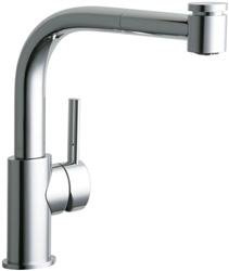 Elkay LKMY1041CR - The Mystic® Single Handle Pull-Out Kitchen Faucet, Polished Chrome