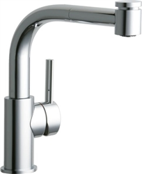Elkay LKMY1042CR - The Mystic® Single Handle Pull-Out Spray Faucet, Polished Chrome