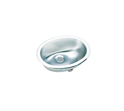 Elkay - LLVR1310 - Asana Top Mount Stainless Steel Sink, Bathroom and Lavatory Sink