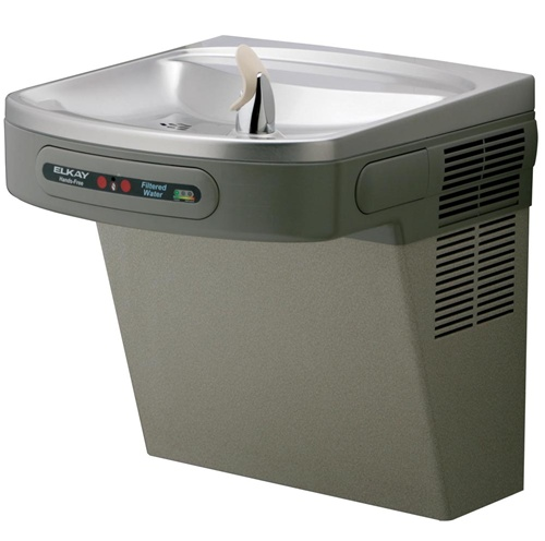 Elkay Lzo8 Ada Hands Free Wall Mount Cooler With Visual
