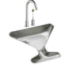 Elkay - MYSTIC2221C - The Mystic® Single Bowl Undermount Sink - Stainless Steel